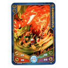 LEGO Legends of Chima Game Card 063 GRANDIORUS (12717)