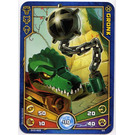LEGO Legends of Chima Game Card 065 GRONK (12717)