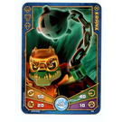 LEGO Legends of Chima Game Card 066 KRANK (12717)