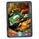 LEGO Legends of Chima Game Card 069 SHREDANT (12717)