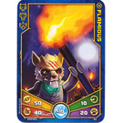 LEGO Legends of Chima Game Card 082 FLAMIOUS (12717)