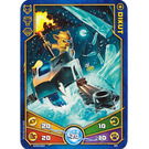 LEGO Legends of Chima Game Card 085 DIKUT (12717)