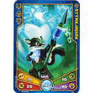 LEGO Legends of Chima Game Card 099 STYNKJAHAK (12717)