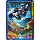 LEGO Legends of Chima Game Card 103 GASHUNTOR W4 (12717)