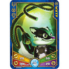 LEGO Legends of Chima Game Card 105 WHYP (12717)