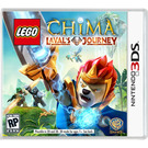 LEGO Legends of Chima Laval's Journey Nintendo 3DS Video Game (5002664)