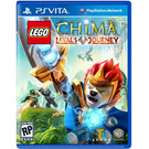 LEGO Legends of Chima Laval's Journey PS Vita Video Game (5002666)