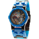 LEGO Legends of Chima Lennox Kids Minifigure Watch (5002209)