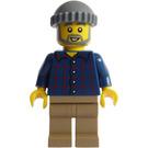 LEGO Lego Brand Store Male München (no back printing) Minifigure