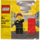 LEGO Lego Shop Man Set 5001622 Packaging