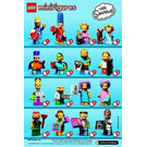 LEGO LEGO The Simpsons Series 2 Minifigure - Random Bag Set 71009-0 Instructions