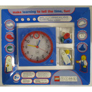 LEGO LEGO Time Teaching Clock Packaging