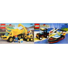 LEGO LegoClassic Town Value Pack Duopack Set