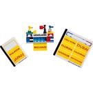 LEGO LEGOLAND buildable magnet (854013)