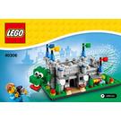 LEGO LEGOLAND Castle Set 40306 Instructions