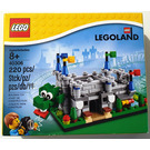 LEGO LEGOLAND Castle Set 40306 Packaging