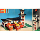LEGO Legoland Fire House Set 357-1