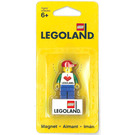 LEGO LEGOLAND Magnet (850457)