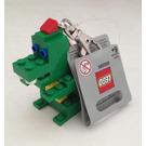 LEGO LEGOLAND Olli Keychain (852266)