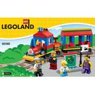 LEGO LEGOLAND Train Set 40166