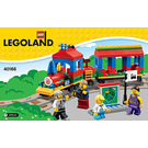 LEGO LEGOLAND Train Set 40166 Instructions