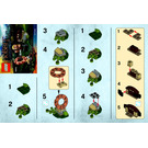 LEGO Legolas Greenleaf Set 30215 Instructions