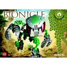 LEGO Lehvak-Kal Set 8576 Instructions