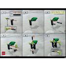 LEGO Lehvak Va Set 1434 Instructions