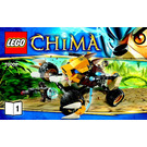 LEGO Lennox' Lion Attack Set 70002 Instructions