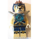 LEGO Lennox With Silver Shoulder Armour and Chi Minifigure