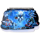 LEGO Lenticular Bionicle Notebook (851976)