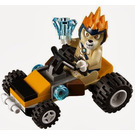 LEGO Leonidas' Jungle Dragster Set 30253