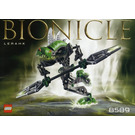 LEGO Lerahk Set 8589-1