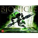 LEGO Lerahk Set 8589-1 Instructions