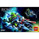 LEGO Lesovikk Set 8939 Instructions