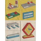 LEGO Letter Bricks Set 234 Instructions