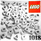 LEGO Letters Small Set 1018