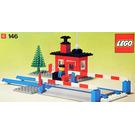 LEGO Level Crossing Set 146