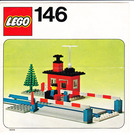 LEGO Level Crossing Set 146 Instructions