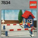 LEGO Level Crossing Set 7834