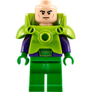 LEGO Lex Luthor Light Green Armor Minifigure
