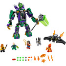 LEGO Lex Luthor Mech Takedown Set 76097