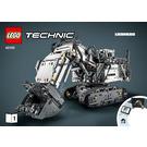 LEGO Liebherr R 9800 Set 42100 Instructions