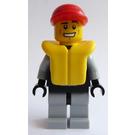 LEGO Lifeguard Minifigure