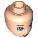 LEGO Light Flesh Ariel Female Minidoll Head (36307)