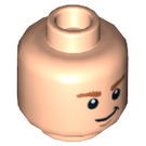 LEGO Merry Head (Recessed Solid Stud) (3626 / 10525)