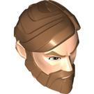 LEGO Light Flesh Obi-Wan Kenobi Large Figure Head (21939)
