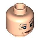 LEGO Professor McGonagall Head (Safety Stud) (92767)