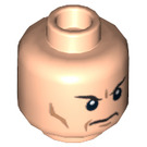 LEGO Tor-An Head (Recessed Solid Stud) (99894)