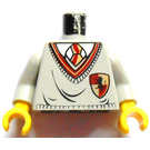 LEGO Minifig Gryffindor Shield Torso (973)